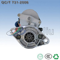 we provide rebuilt starter for TOYOTA with 9T CW 12V 1.0KW OEM NO:28100-34080