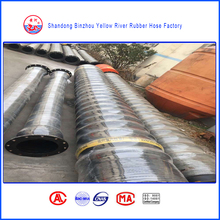 Large Diameter Rubber Hose Pipe/Mud suction delivery hose