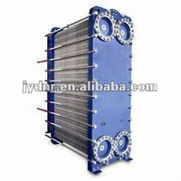Gasketed Stainless Steel Plate Heat Exchangers for water oil mineral oil heat transfer
