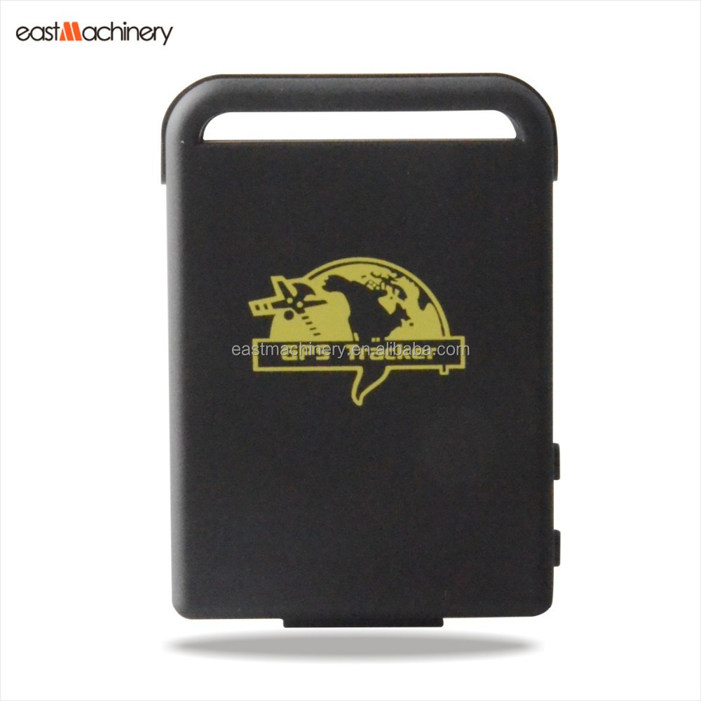 Waterproof Long Time Standby Personal GPS Tracker Anti Jammer