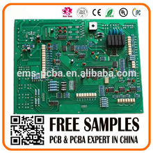 6Layers rigid 94V0 pcb Rohs UL Printed Circuit Board Manufacturer
