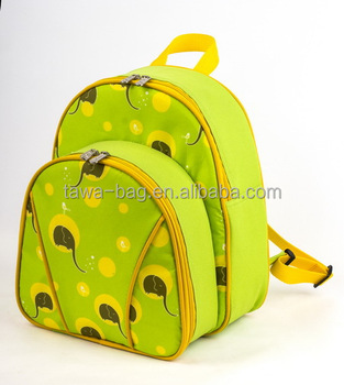 Hot Sale Kids Lunch bag Picnic Set Backpack