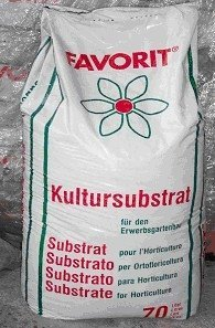 Favorit Seedling Substrate Peat Moss