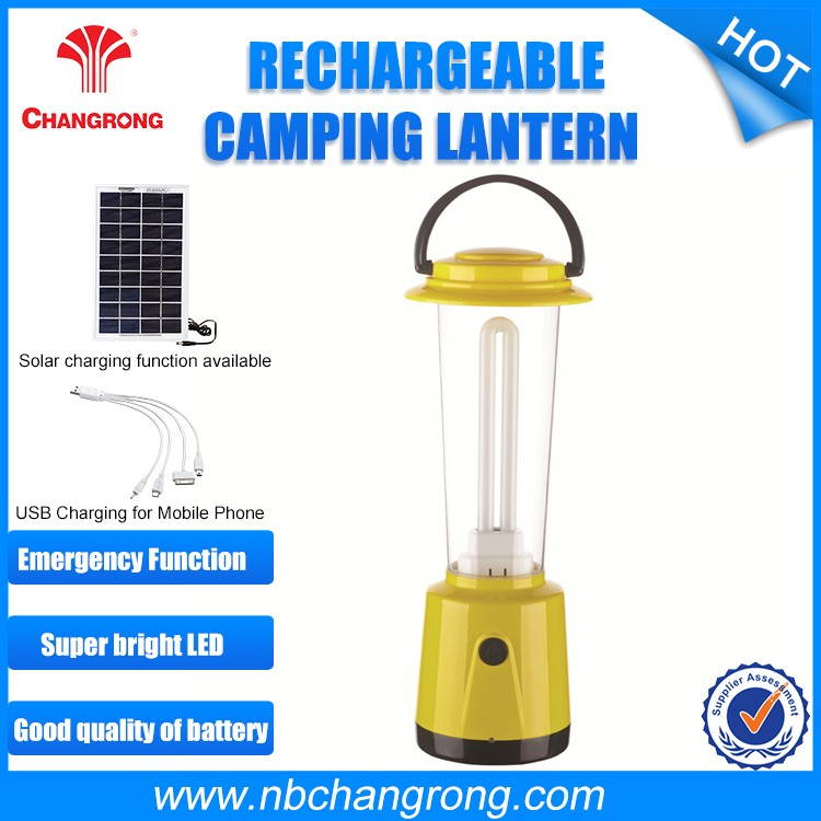 Rechargeable Camping Lantern supplier