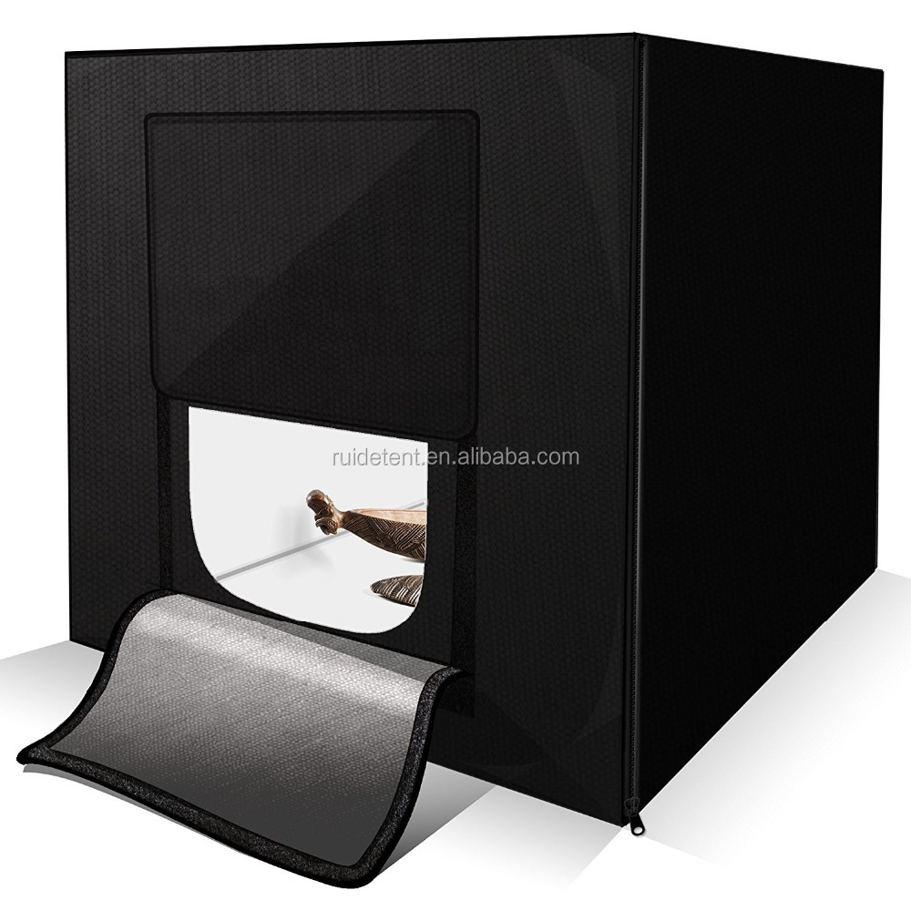 "Portable 24x24x24"" Photo Studio Photo Box, photographic light tent"