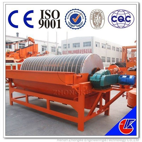 Gold powder ore cyclone magnetic separator