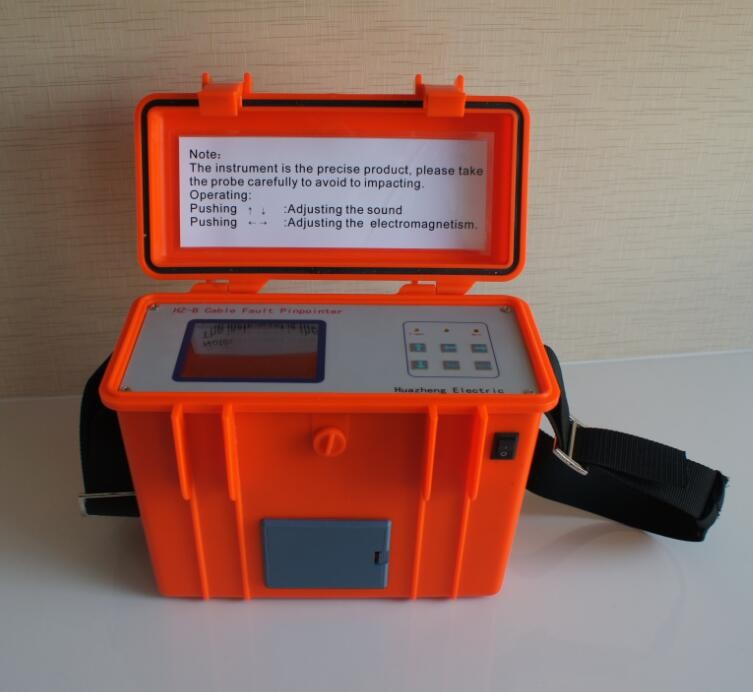 Underground Cable Fault Finder : Underground cable fault locator