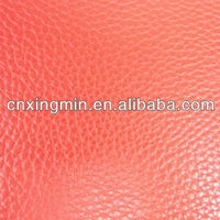 PVC PU Rexine Leather Material