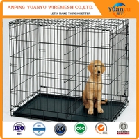 welded wire mesh dog cage/welded wire dog kennels
