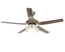 52 inch decorative mini energy saving remote control blade motor ceiling fan ceiling with light