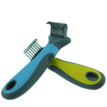 Pet Grooming Products Rake Stainless Steel Pet Dematting Comb