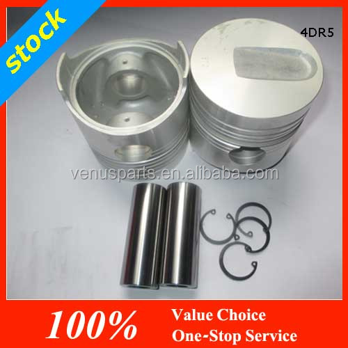 forklift parts of engine mitsubishi 4dr5 with stock piston 31617-00106 31617-00102