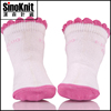 Lace Boot Nylon Wholesale Baby Anti Slip Lace Boot Socks