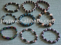 Magnetic Lariat Jewelry(magnetic therapy bracelet,magnetic colored beads)