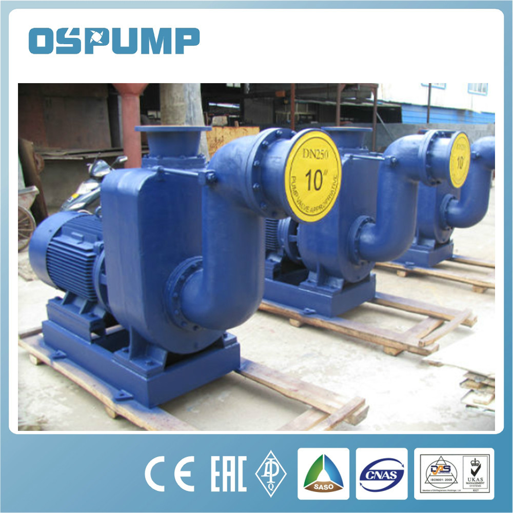 Heavy Duty Self-priming Trash Pumps(P-8 Series)