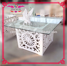 Brand new Qingdao Sinofur banquet table skirting