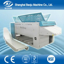 Hot sale durable electric towel hotel sheet folding machine
