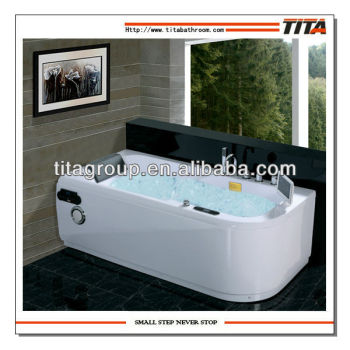 modern whirlpool acrylic massage bathtub TMB040