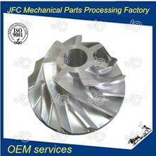 Customized Stainless Steel Investment Casting Jet Pump Impeller, Precision Casting