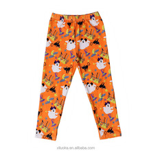 New model halloween pants sew baby sassy icing legging for girls