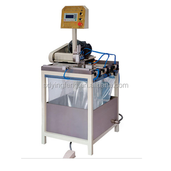 JFQC automatic glass quartz tube cutting machinery popular for tube working