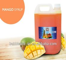 Mango Concentrated Syrup Fruit Juice