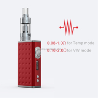 Sales crazy Eiffel T1 box mod e-cig vw vape mod 165w wireless charging box for vaporizer