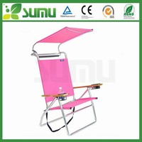 uv protecting roofed beach chair