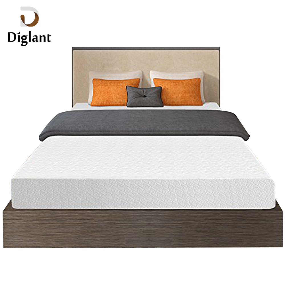 DM028 Diglant Gel Memory Latest Double Fabric Foldable King Size Bed Pocket bedroom furniture Full size Mattress - Jozy Mattress | Jozy.net