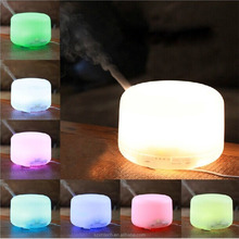 Popular new design 500ML aroma essential oil diffuser,air moisturizers