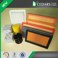 China Wholesaler Air Filter with ISO/TS16949 Certified