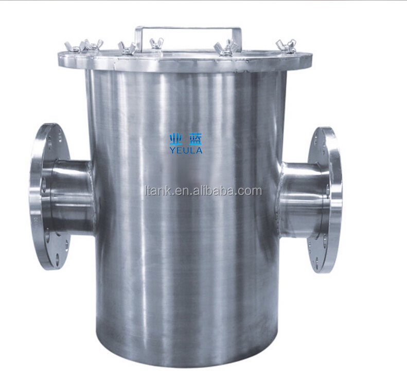Swimming pool strainer filter stainless steel filter - Strainer basket for swimming pool ...