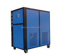 high performance scroll industrial water chiller machine for mushroom cooling
