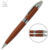 new products Wedding Souvenirs leather pen metal ball pen for Christmas gifts