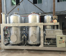 TYS lube oil regeneration plant/base oil/hydraulic oil regeneration