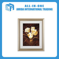 Modern classic flower paintings of mural decoration painting