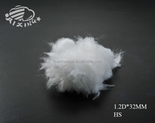Recycled Down-like fine denier fiber Polyester Staple Fiber