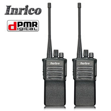 Excellent 5W Low Power DPMR Two Way Radio DP518 Inrico /1500mah/2000mah