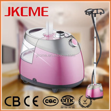 Alibaba china supplier small appliances electric clothes air dryer garment steamer with strong steam/garment steamer
