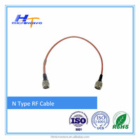 R142 N Type RF Coaxial Jumper Cable N-M/N-F 800-2500MHz
