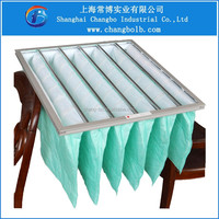 ventilation filters, bag filters, non-woven air filter pocket
