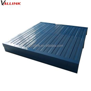 Heavy Duty 1200 X 1000 Euro Size Steel Pallet Buy Steel