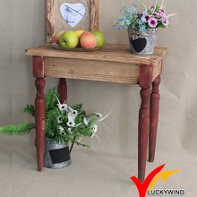 solid wood farming french antique furniture table