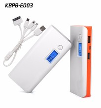 Wholesale 20000 mah LCD screen display Batteries Power Bank Batteries Pack for Mobile Phone