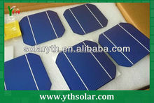 Promotional Price USD$1.0/pcs 5 Inch single crystal silicon wafer Solar cells 126mm