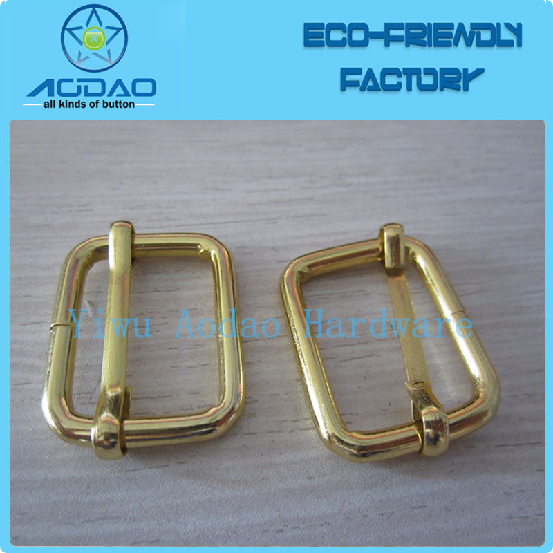 Handbag Accessorues Strap Belt Metal Sliding Bar Buckles