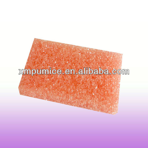 Red Mini Pumice Sponge