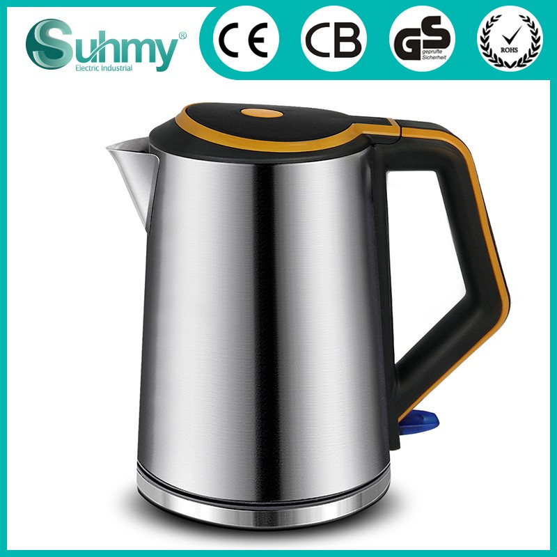 Hot selling 1.8L High Quality Stainless Steel Electrical Kettle