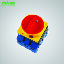 Grounding type 3P+N+E 63A main switch Chinese Manufacturer