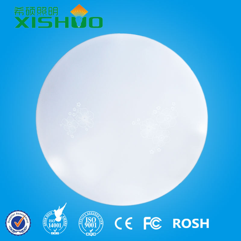 Programmable indoor lighting project led ceiling light 95mm with delay time 120 secinds